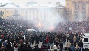 К событиям на Манежной площади в Москве 11 декабря 2010 г.